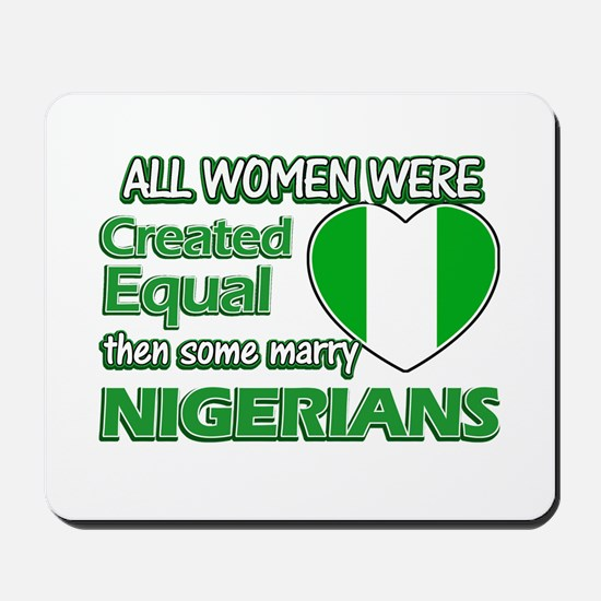 Nigerians husband designs Mousepad