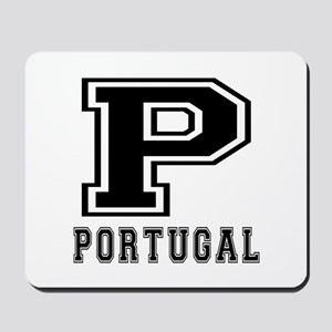 Portugal Designs Mousepad
