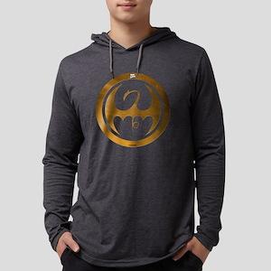 Iron Fist Steel Logo Apparel Mens Hooded Shirt