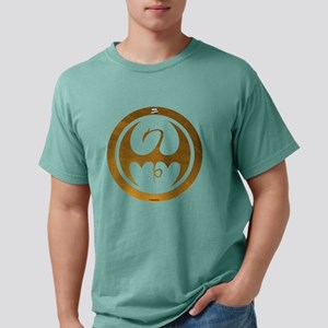 Iron Fist Steel Logo App Mens Comfort Colors Shirt