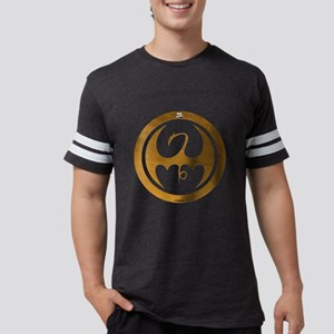 Iron Fist Steel Logo Apparel Mens Football Shirt
