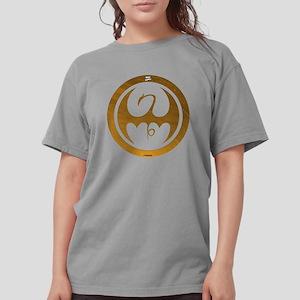 Iron Fist Steel Logo A Womens Comfort Colors Shirt