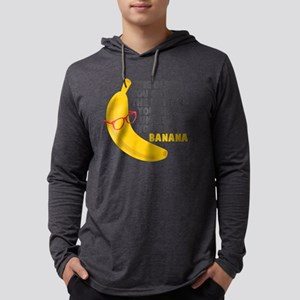Golden Girls Banana Mens Hooded Shirt