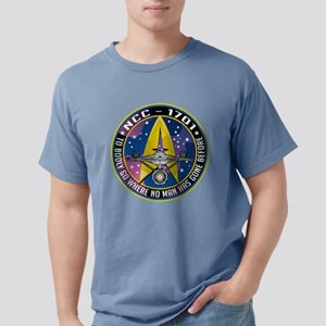 Enterprise-Patch-To-Bodl Mens Comfort Colors Shirt