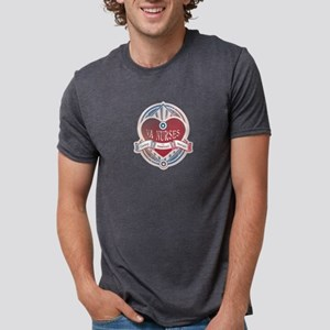 VANurseWARM Mens Tri-blend T-Shirt