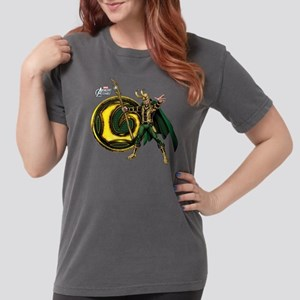 Loki Icon Womens Comfort Colors Shirt