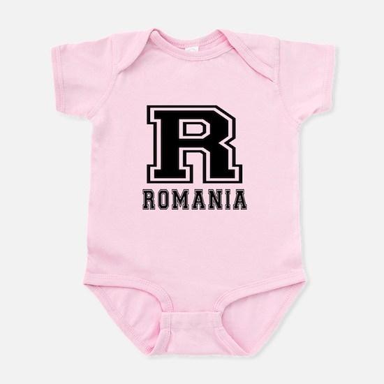 Romania Designs Infant Bodysuit
