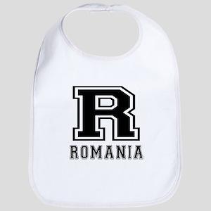 Romania Designs Bib
