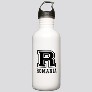 Romania Designs Stainless Water Bottle 1.0L