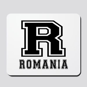 Romania Designs Mousepad