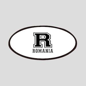 Romania Designs Patches