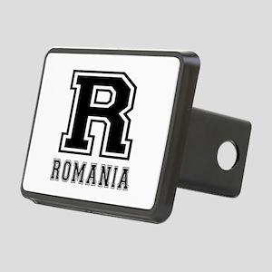 Romania Designs Rectangular Hitch Cover