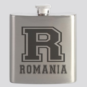 Romania Designs Flask