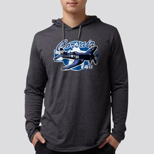 F4U-Corsair Mens Hooded Shirt