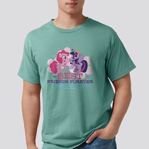 MLP Best Friends Forever Mens Comfort Colors Shirt