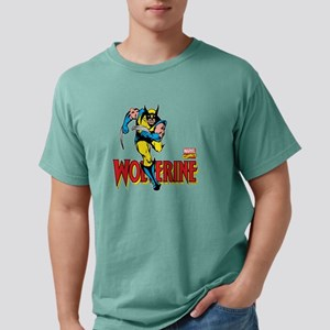 Wolverine Running Mens Comfort Colors Shirt