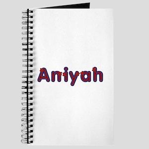 Aniyah Red Caps Journal