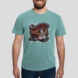 2-pneverforget at all.gi Mens Comfort Colors Shirt