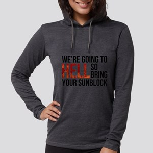 Entourage: Going To Hell Womens Hooded Shirt