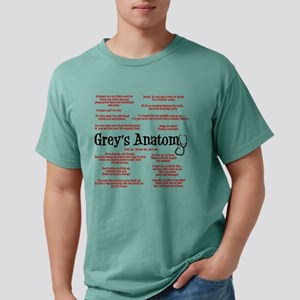 greyquotes Mens Comfort Colors Shirt