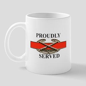 CAB served Mug