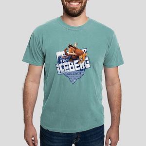 Ice Age Ice Berg Brigade Mens Comfort Colors Shirt