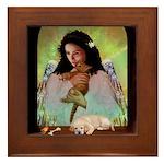 Angel #150 : Framed Tile