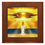 Angel #160 : Framed Tile