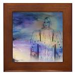 Angel #159 : Framed Tile