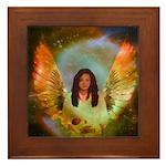 Angel #57 : Framed Tile