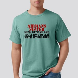 mess9 Mens Comfort Colors Shirt