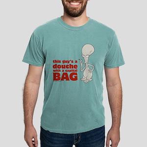 American Dad Douche Bag  Mens Comfort Colors Shirt