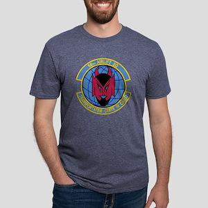 50th Airlift Squadron Mens Tri-blend T-Shirt