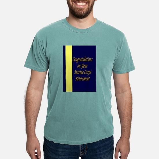 Congratulations Marine C Mens Comfort Colors Shirt