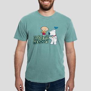 Pick Up My Poop Dark Mens Comfort Colors Shirt
