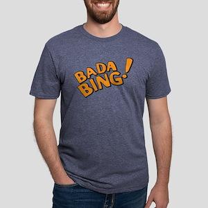 The Sopranos: Badda Bing Mens Tri-blend T-Shirt