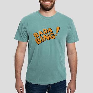 The Sopranos: Badda Bing Mens Comfort Colors Shirt