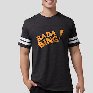 The Sopranos: Badda Bing Mens Football Shirt