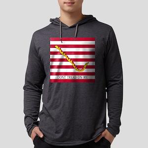 US Naval Jack Mens Hooded Shirt