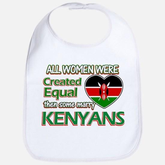 Kenyan husbands designs Bib