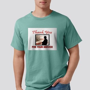 THANK YOU Mens Comfort Colors Shirt