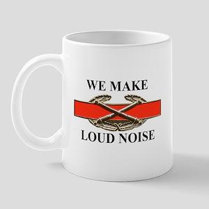 CAB loud noise Mug