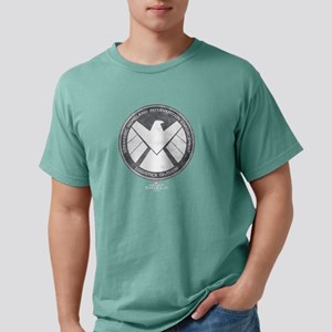 Metal Shield Mens Comfort Colors Shirt