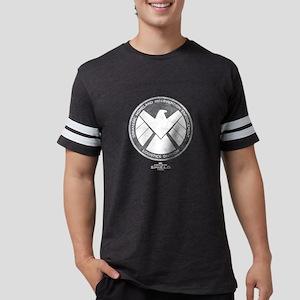 Metal Shield Mens Football Shirt