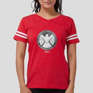 Metal Shield Womens Football Shirt