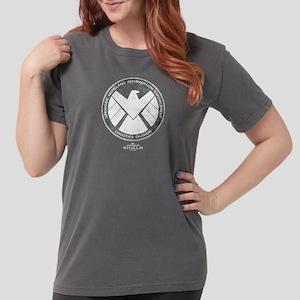 Metal Shield Womens Comfort Colors Shirt