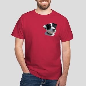 """Jackrussell 2"" Dark T-Shirt"