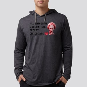 ilovelucy Mens Hooded Shirt