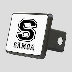 Samoa Designs Rectangular Hitch Cover