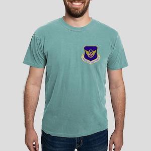 USAF-8th-AF-Shield-Bonni Mens Comfort Colors Shirt